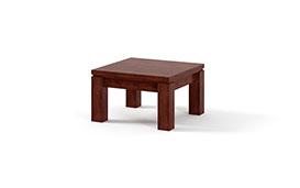 Ławy i stoliki na nogach drewnianych