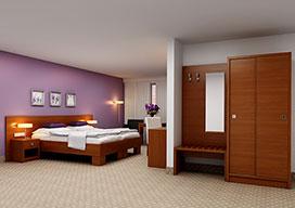 meble hotelowe - kolekcja Arizona