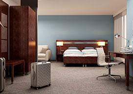 meble hotelowe - kolekcja Frankfurt