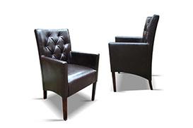 Foteliki i pufy
