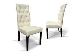 Krzesła hotelowe i restauracyjne