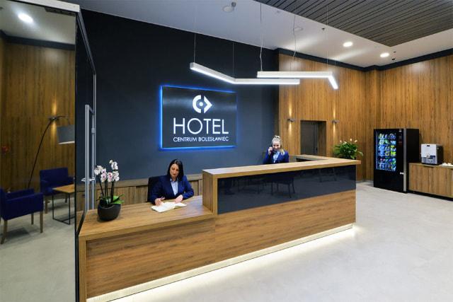 recepcje hotelowe